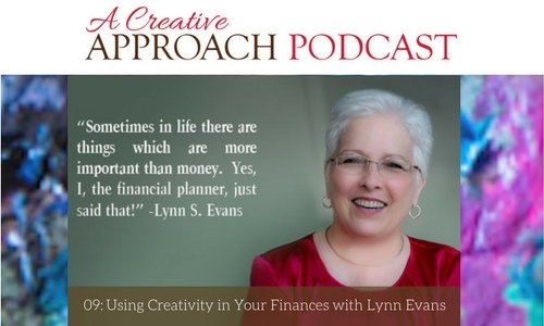 09: Using Creativity in Your Finances with Lynn Evans
