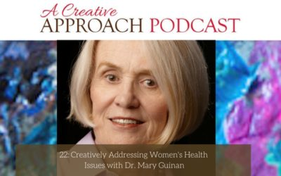 22: Creatively Addressing Women's Health Issues with Dr. Mary Guinan
