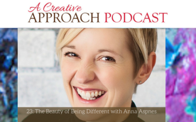 23: The Beauty of Being Different with Anna Aspnes
