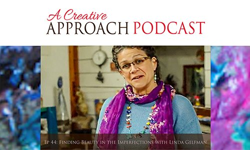 Ep 44: Finding Beauty in the Imperfections with Linda Gelfman