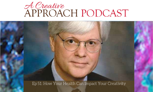 51: How Your Health Can Impact Your Creativity with David Cornish